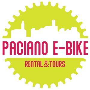 Logo Paciano E-Bike rental&tours